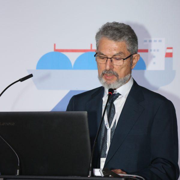 Dr. Joseph Florentin, Poseidon Med II Technical Coordinator, Corporate Development Dept. Manager, Hellenic Gas Transmission System Operator (DESFA)
