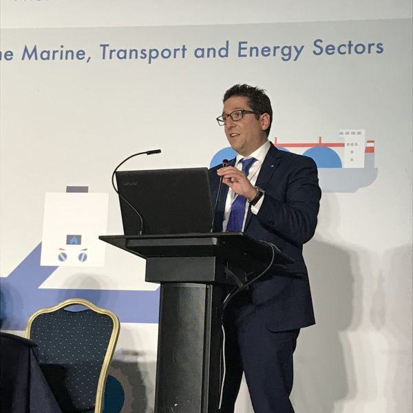 Panayiotis Mitrou, Technology & Innovation Manager, Marine & Offshore South Europe, Lloyd's Register