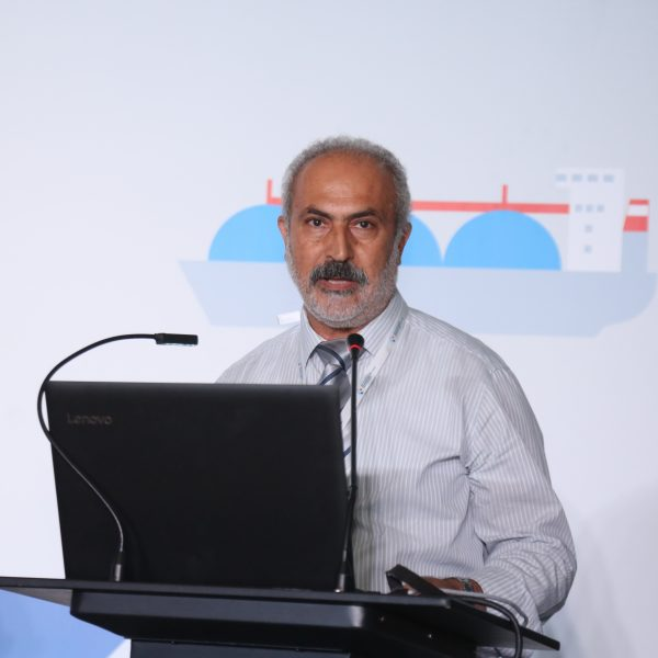 Nikos Hatzigeorgiou, Civil Engineer, Cyprus Port Authority