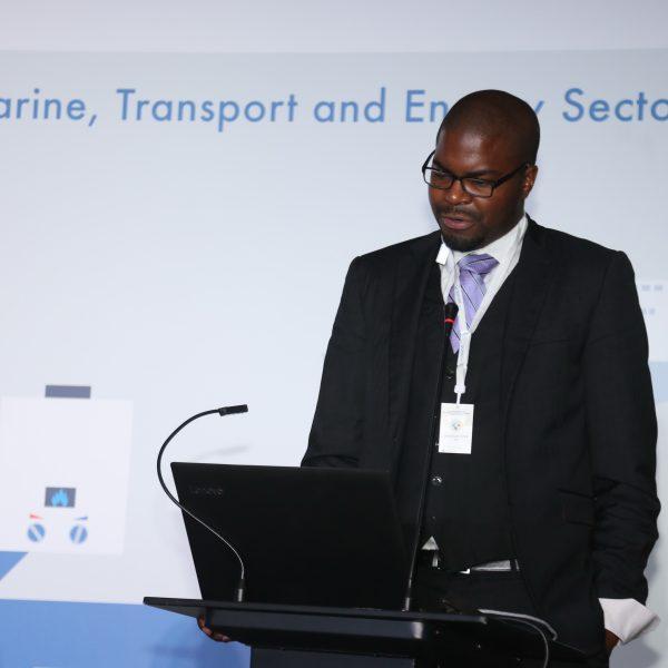 Abdoulaye Diouf, Market development Manager of LNG Process operations, GTT Gaztransport & Technigaz