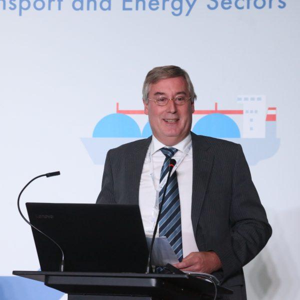 Wim Groenendijk, President - Gas LNG Europe