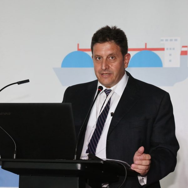 Dr. Symeon Kassianides, President, National Gas Company of Cyprus ( CyGas )