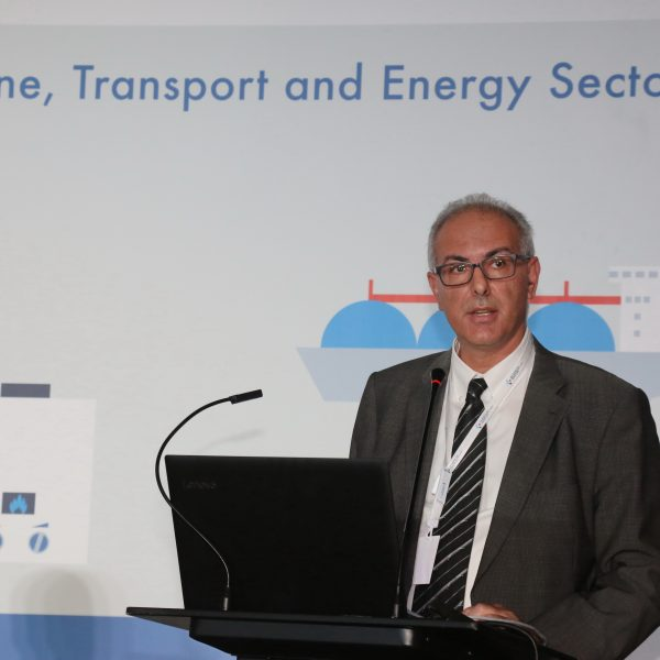 Dr. Alexis Michael, Executive Manager Generation and Supply Business Unit-Electricity Authority of Cyprus
