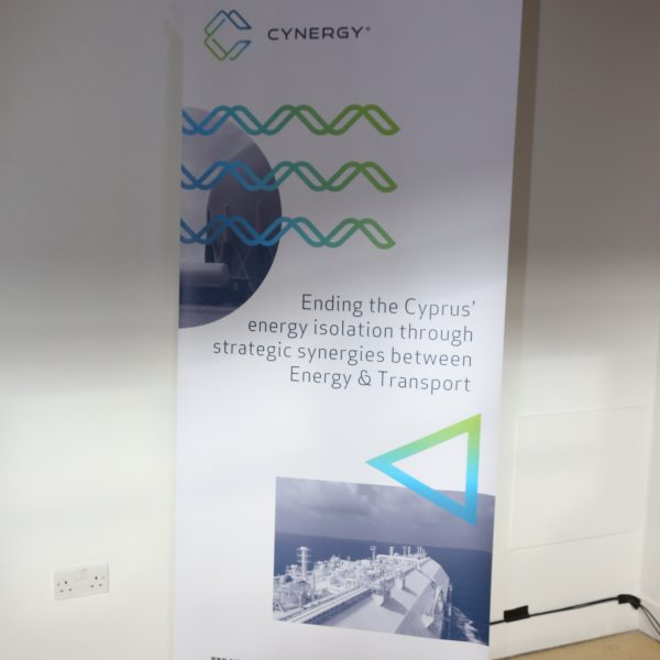 CYnergy roll-up banner