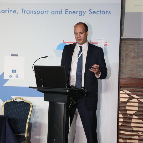 Sofoklis Papanikolaou, CEO, FCN Energy Logistics