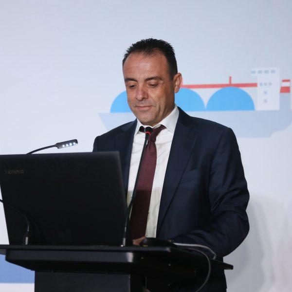Gregoris Gregoriou, Managing Director, Bunkernet Ltd