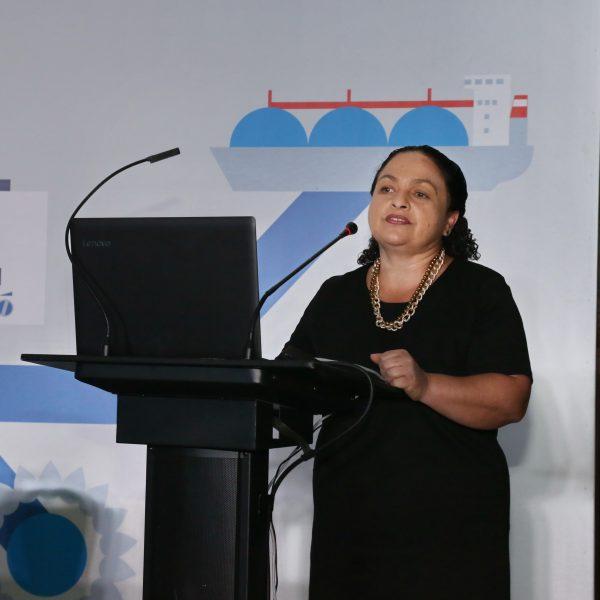 Elpida Epaminonda, TEN-T & CEF Coordinator, Ministry of Transport, Communications & Works