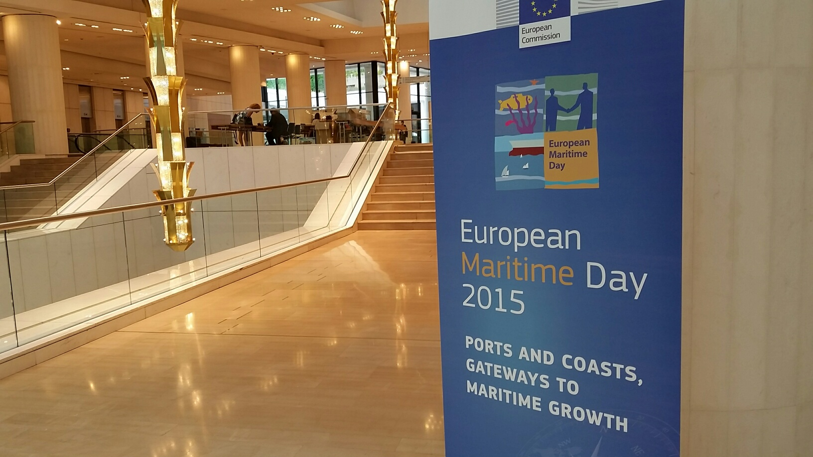 European Maritime Day 2015 in Piraeus