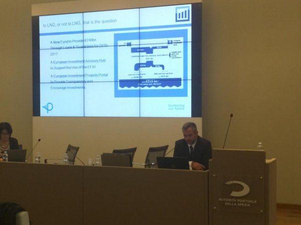 PMED Consultation Event - La Spezia